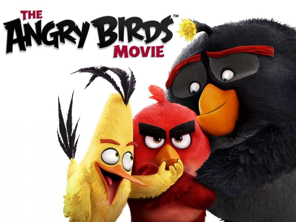 ANGRY BIRDS: Η ΤΑΙΝΙΑ