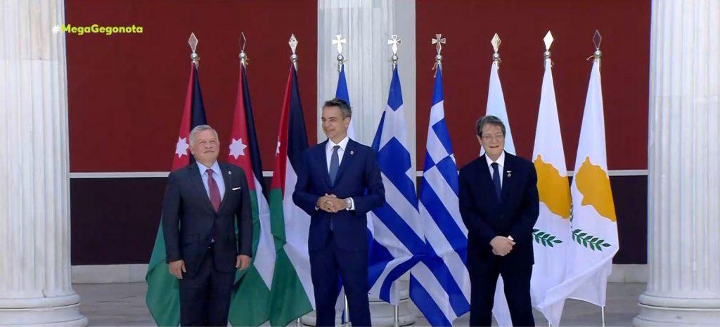 Κοινό μέτωπο Ελλάδας Κύπρου απέναντι στις τουρκικές προκλήσεις